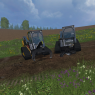 Skidsteer Forest Tools